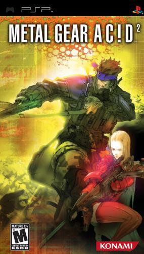 دانلود بازی Metal Gear Acid 2 - اندروید + ویندوز + پی اس پی