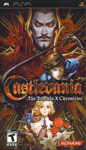دانلود بازی Castlevania: The Dracula X Chronicles برای پی اس پی