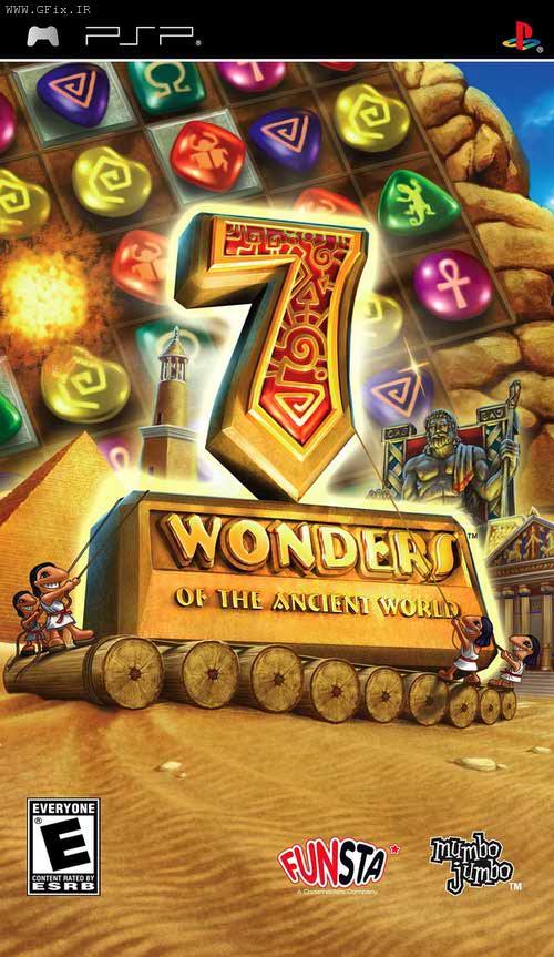 دانلود بازی 7 Wonders of the Ancient World برای پی اس پی
