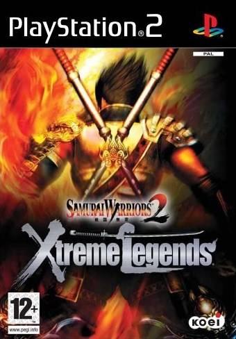 دانلود بازی جنگجویان سامورایی 2 برای پلی استیشن 2 - PS2