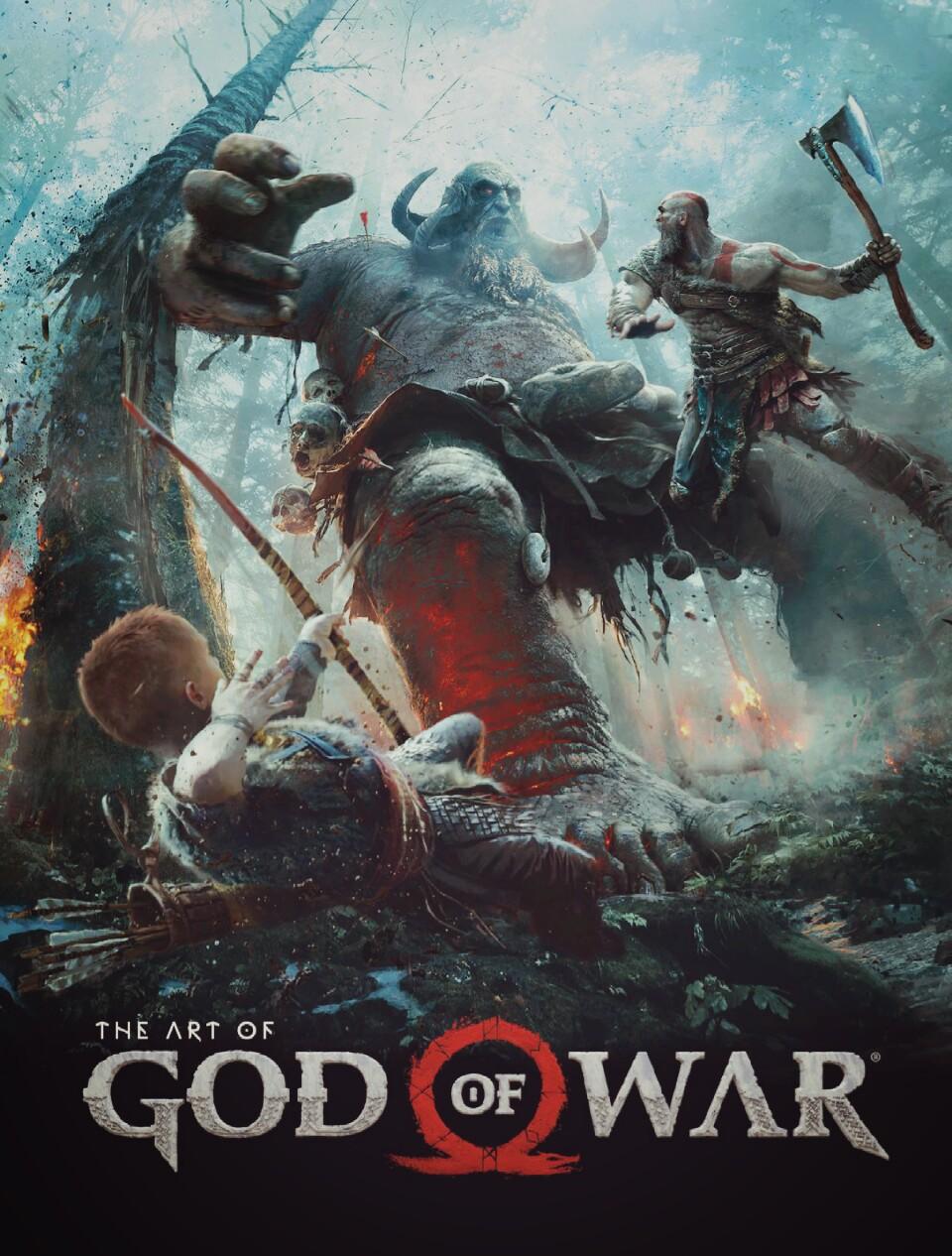 دانلود بازی خدای جنگ 4 برای پلی استیشن 4 - God Of War 4