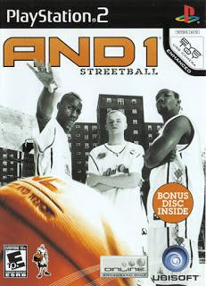 دانلود بازی AND 1 Streetball PS2 ISO - پلی استیشن 2