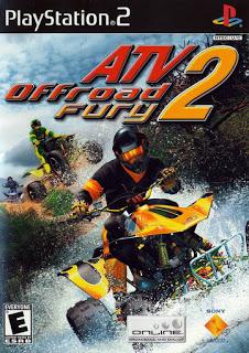 دانلود بازی ATV Offroad Fury 2 - پلی استیشن 2