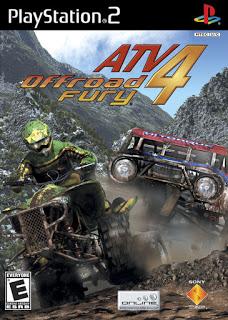 دانلود بازی ATV Offroad Fury 4 - پلی استیشن 2