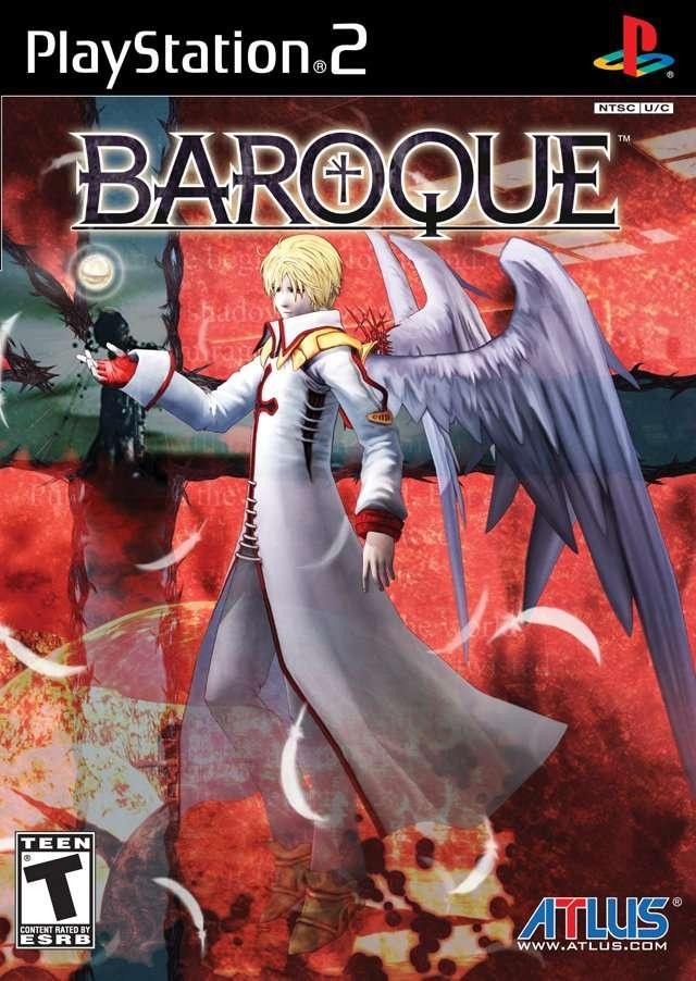 دانلود بازی Baroque PS2 - یرای پلی استیشن 2