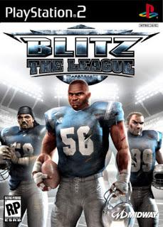 دانلود بازی Blitz The League - پلی استیشن 2