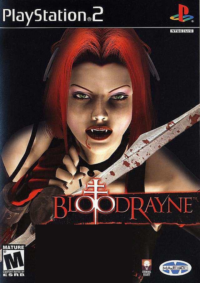 دانلود بازی BloodRayne برای پلی استیشن 2