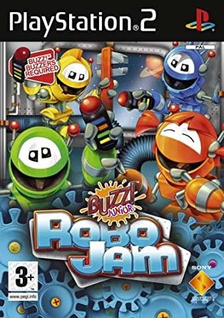 دانلود بازی Buzz Junior RoboJam - پلی استیشن 2