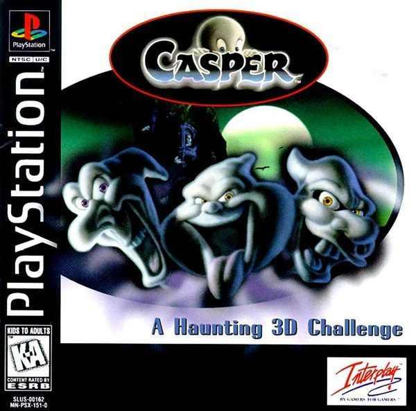 دانلود بازی Casper - پلی استیشن 1