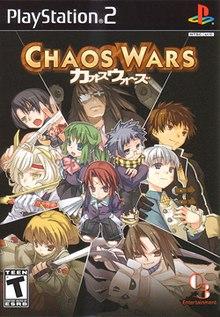 دانلود بازی Chaos Wars - پلی استیشن 2