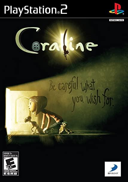 دانلود بازی Coraline - پلی استیشن 2