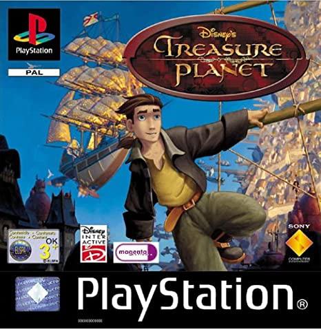 دانلود بازی Disney's Treasure Planet - پلی استیشن 1