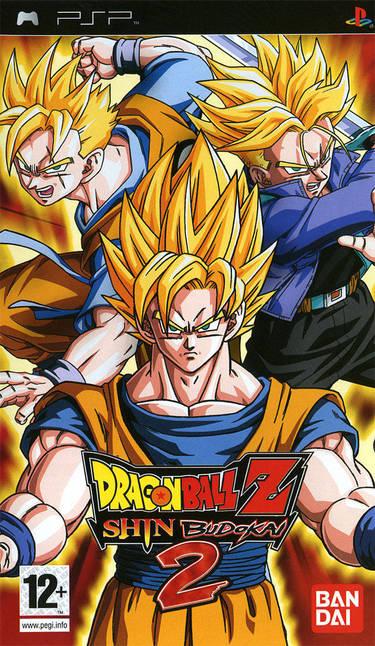 دانلود بازی Dragon Ball Z: Shin Budokai برای پی اس پی