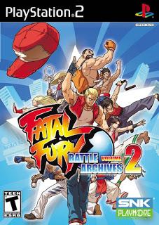 دانلود بازی Fatal Fury Battle Archives Volume 2 - پلی استیشن 2