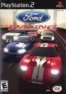 دانلود بازی Ford Racing 2 - پلی استیشن 2