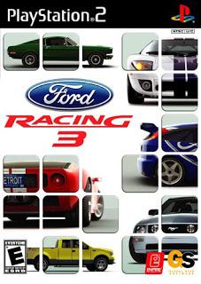 دانلود بازی Ford Racing 3 - پلی استیشن 2