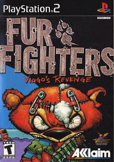 دانلود بازی Fur Fighters Viggo's Revenge - پلی استیشن 2