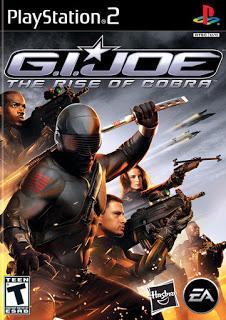 دانلود بازی G.I.Joe The Rise of Cobra - پلی استیشن 2