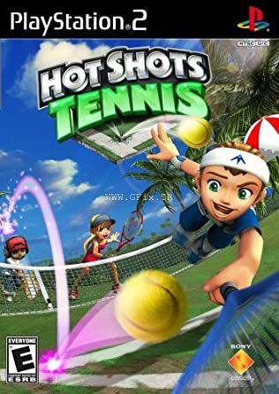 دانلود بازی Hot Shots Tennis - پلی استیشن 2