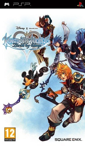 دانلود بازی Kingdom Hearts: Birth By Sleep - پی اس پی