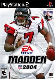 دانلود بازی Madden NFL 2004 - پلی استیشن 2