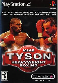 دانلود بازی Mike Tyson Heavyweight Boxing - پلی استیشن 2