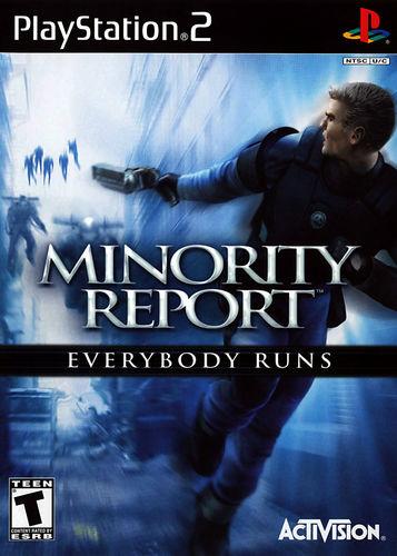 دانلود بازی Minority Report - پلی استیشن 2