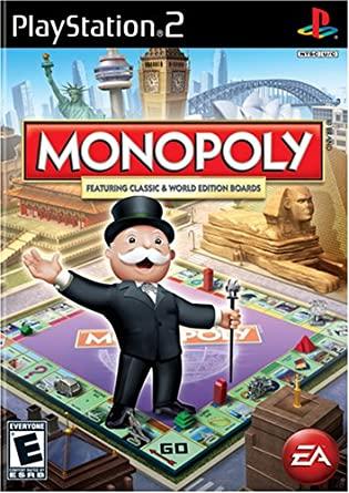 دانلود بازی Monopoly PS2 ISO - پلی استیشن 2