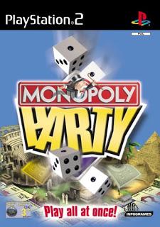 دانلود بازی Monopoly Party - پلی استیشن 2