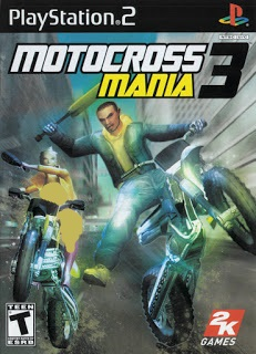 دانلود بازی Motocross Mania 3 - پلی استیشن 2