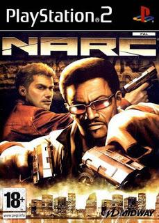 دانلود بازی NARC - پلی استیشن 2