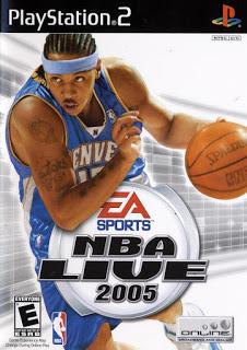 دانلود بازی NBA Live 2005 - پلی استیشن 2