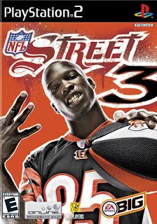 دانلود بازی NFL Street 3 - پلی استیشن 2