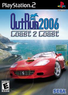 دانلود بازی OutRun 2006 Coast 2 Coast - پلی استیشن 2