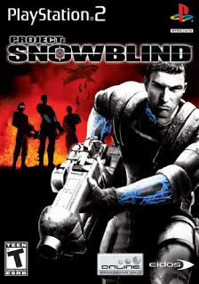 دانلود بازی Project Snowblind - پلی استیشن 2