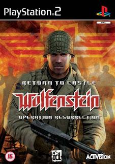 دانلود بازی Return to Castle Wolfenstein Operation Resurrection - پلی استیشن 2