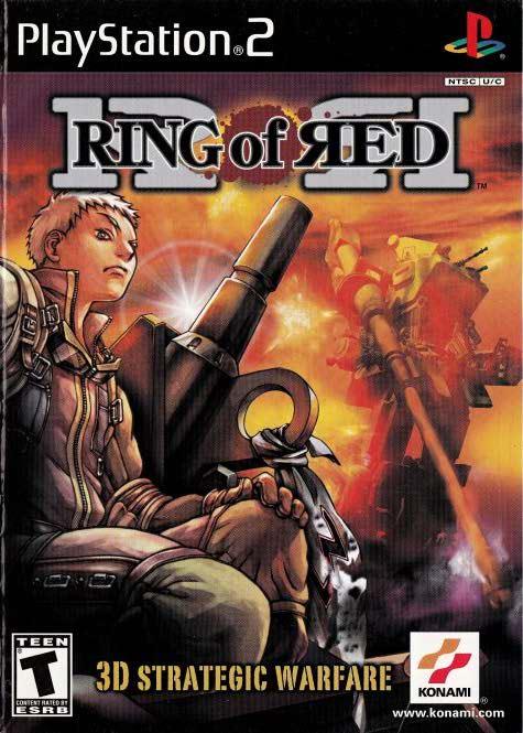 دانلود بازی Ring of Red - پلی استیشن 2