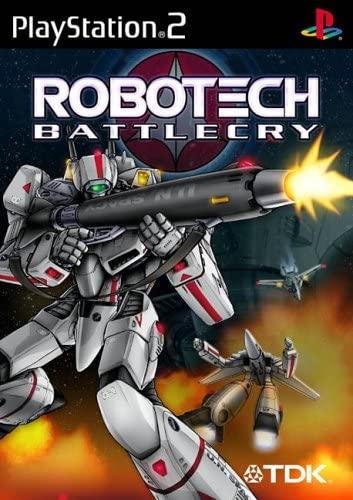 دانلود بازی Robotech Battlecry - پلی استیشن 2