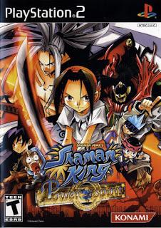 دانلود بازی Shonen Jumps Shaman King Power of Spirit - پلی استیشن 2