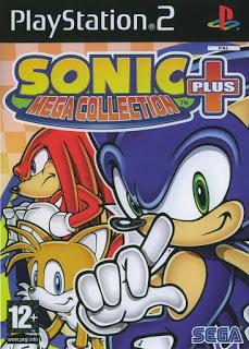دانلود بازی Sonic Mega Collection Plus - پلی استیشن 2
