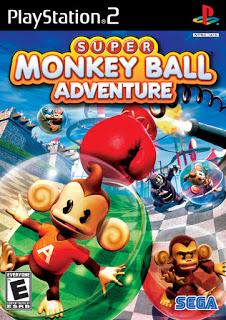 دانلود بازی Super Monkey Ball Adventure - پلی استیشن 2