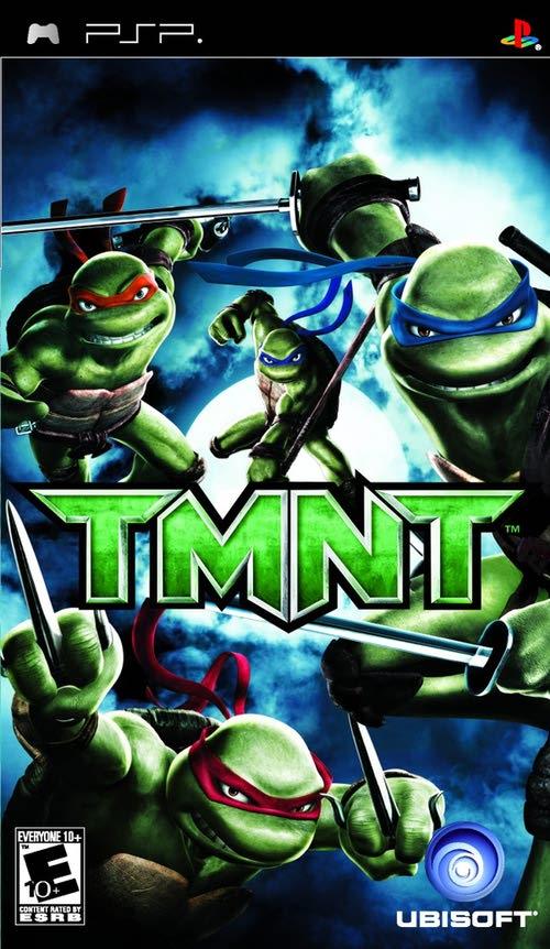 دانلود بازی لاکپشت های نینجا - TMNT 2007 | اندروید + ویندوز