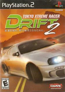 دانلود بازی Tokyo Xtreme Racer Drift 2 - پلی استیشن 2