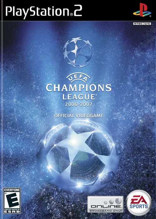 دانلود بازی UEFA Champions League 2006 2007 - پلی استیشن 2