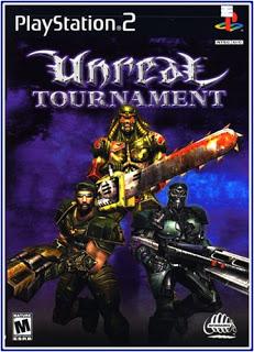 دانلود بازی Unreal Tournament - پلی استیشن 2