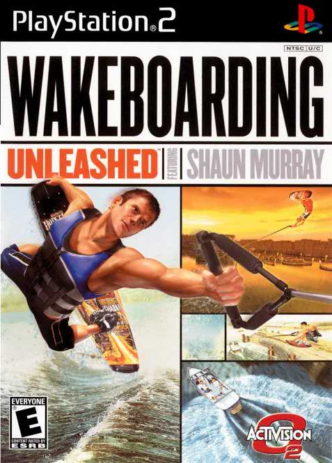 دانلود بازی Wakeboarding Unleashed featuring Shaun Murray - پلی استیشن 2