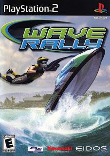 دانلود بازی Wave Rally - پلی استیشن 2