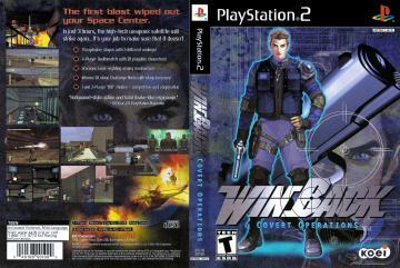 دانلود بازی WinBack Covert Operations - پلی استیشن 2