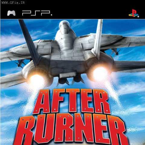 دانلود بازی After Burner: Black Falcon برای پی اس پی