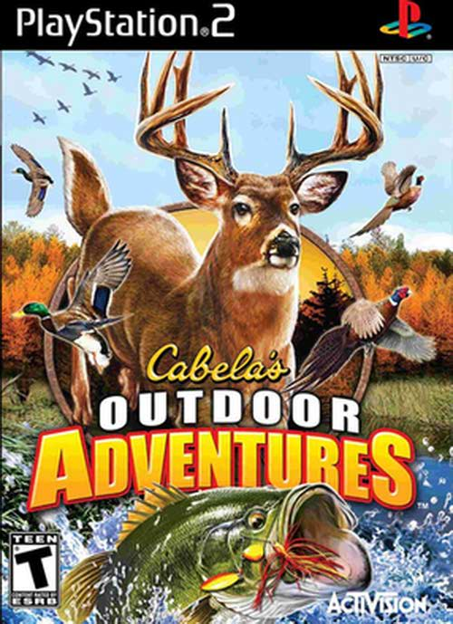 دانلود بازی Cabela's Outdoor Adventures - پلی استیشن 2